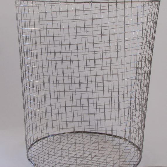 stainless steel gopher basket 15 gallon size