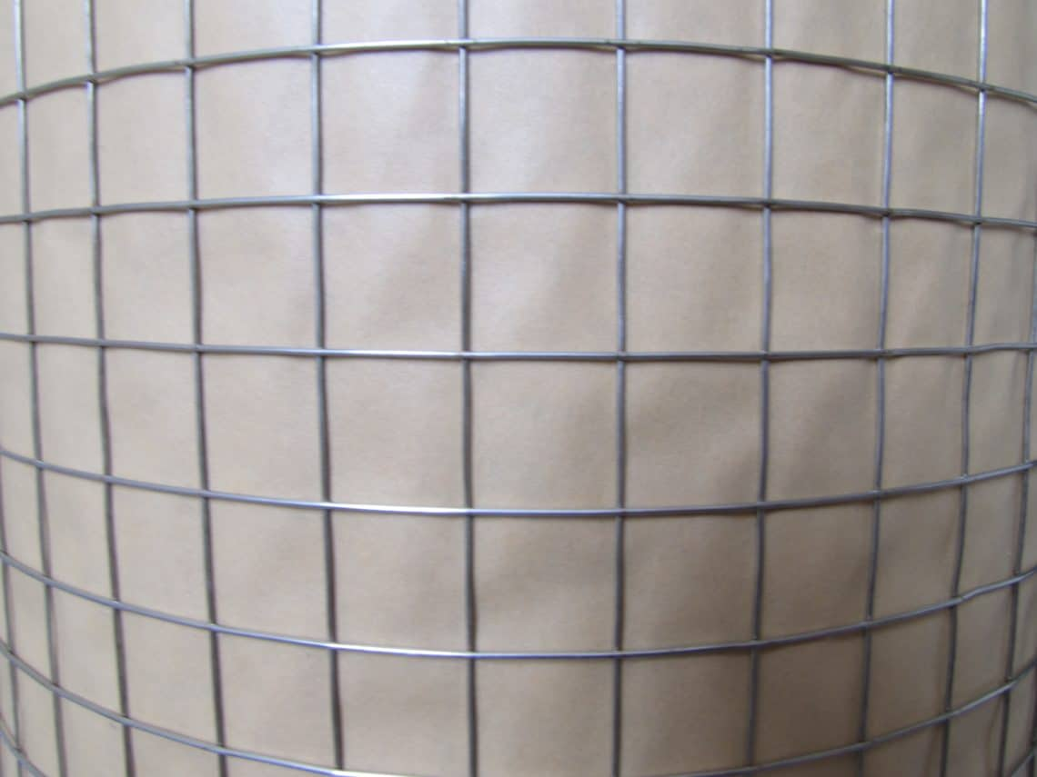 Double Galvanized Wire Mesh Roll ~ Gopher Wire ~ Protect Lawns and ...