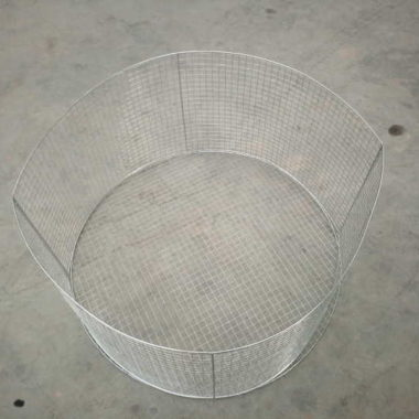 stainless steel extra large gopher basket